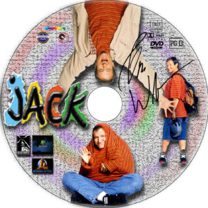 Jack cd cover