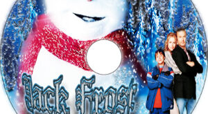 Jack Frost dvd label
