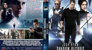 Jack Ryan Shadow Recruit dvd cover