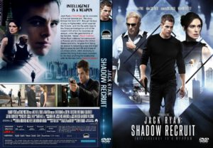 Jack Ryan Shadow Recruit dvd cover
