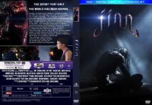 Jinn DVD Cover