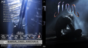 jinn blu-ray dvd cover