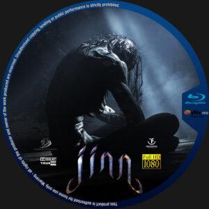 Jinn blu-ray dvd cover