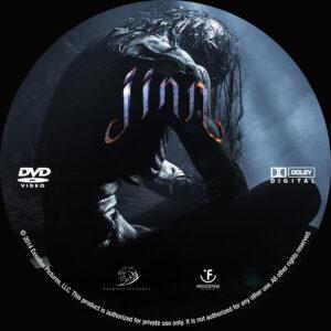 Jinn dvd label
