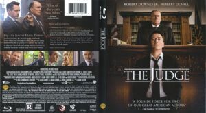 the judge blu-ray dvd cover