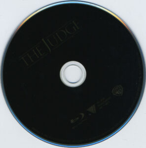 the judge blu-ray dvd label