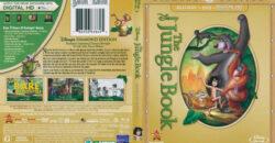 The Jungle Book dvd cover