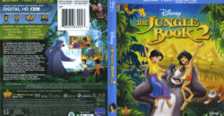 The Jungle Book 2 blu-ray dvd cover