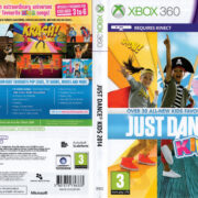 Just Dance Kids 2014 (2013) PAL Xbox 360