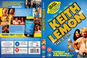 Keith Lemon The Film Cover
