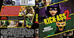 Kick-Ass 2 dvd cover