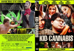 Kid Cannabis dvd cover