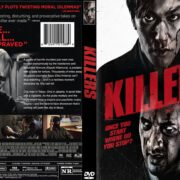 Killers (2014) R1 Custom Cover