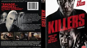 Killers 2014 custom dvd cover