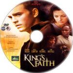 King's Faith (2013) R1 Custom Label