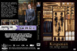 Kingsman: The Secret Service (2014) R0 Custom Cover & Label