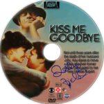 Kiss Me Goodbye (1982) R1 Custom DVD Label