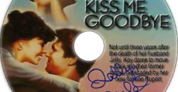 Kiss Me Goodbye dvd label