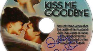 Kiss Me Goodbye dvd label
