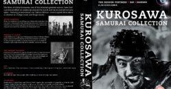 Kurosawa collection dvd cover