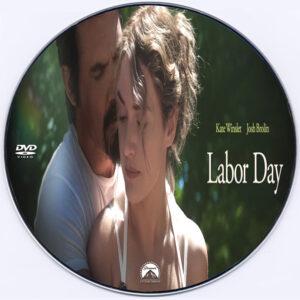 Labor Day dvd label