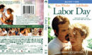 Labor Day (2013) R1 Blu-Ray DVD Cover