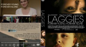 LAGGIES dvd cover