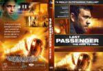 Last Passenger (2014) R2 CUSTOM DVD COVER