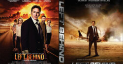 Left Behind dvd cover