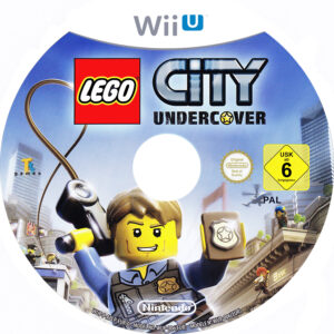 Lego City Underground Disc