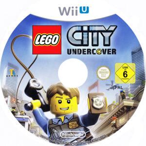 Lego City Underground Disc