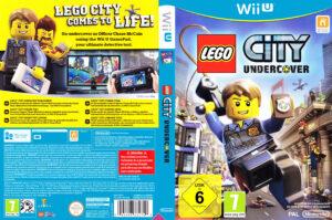 Lego City Underground Front
