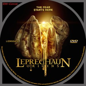 Leprechaun: Origins dvd label