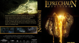 Leprechaun: Origins dvd cover