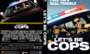 Let's Be Cops (2014) R1 Custom DVD Cover