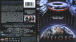 Lifeforce (1985) Blu-Ray DVD Cover & Label