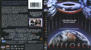 Lifeforce blu-ray dvd cover
