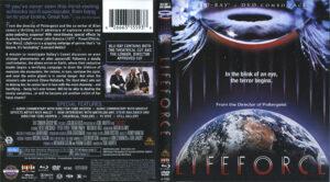 Lifeforce blu-ray dvd cover