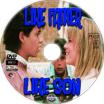 Like Father Like Son (1987) R1 Custom Label