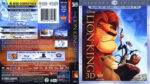 The Lion King 3D (1994) Blu-Ray