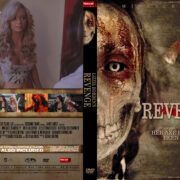 Lizzie Borden's Revenge (2013) R0 Custom DVD Cover