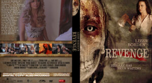 Lizzie Borden's Revenge dvd cover