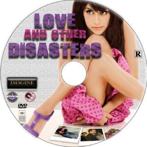 Love and Other Disasters dvd label