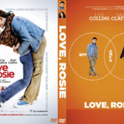 Love, Rosie (2014) Custom DVD Cover