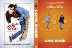 Love, Rosie dvd cover