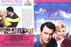 Lover Come Back dvd cover