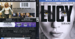 Lucy blu-ray dvd cover