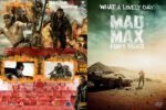Mad Max : Fury Road (2015) R0 Custom DVD Covers