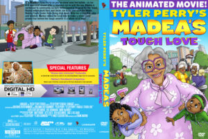 Tyler Perry's Madea's Tough Love dvd cover