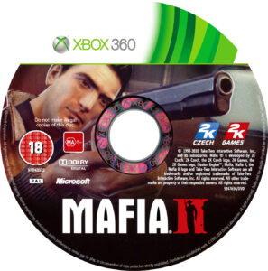 Mafia 2 Disc